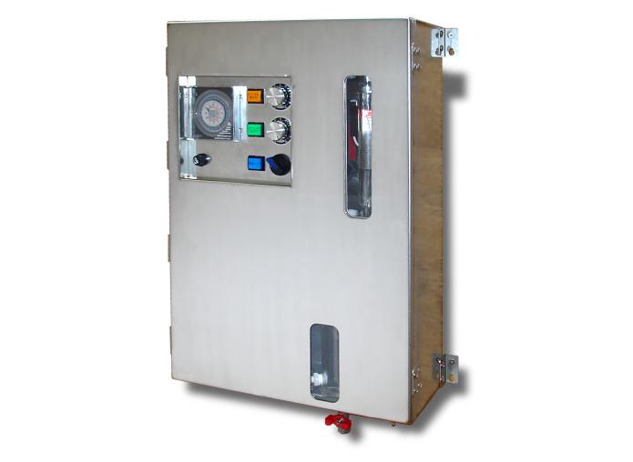オゾンガス・オゾン水生成装置 ED-OW-6