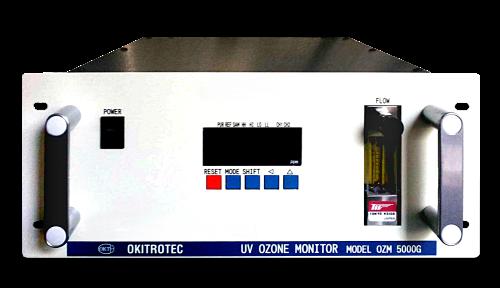 紫外線式オゾンガス濃度計OZM-5000Gシリーズ