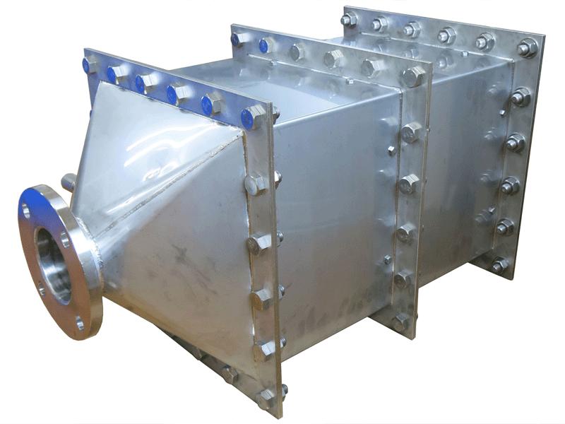 オゾン分解装置(設備向け・大風量対応型)