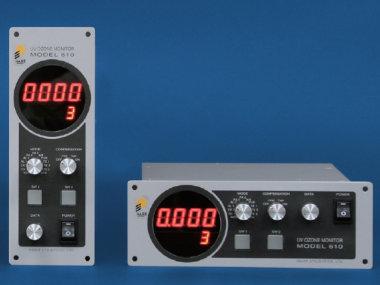 システムイン型オゾンモニタEG-610
